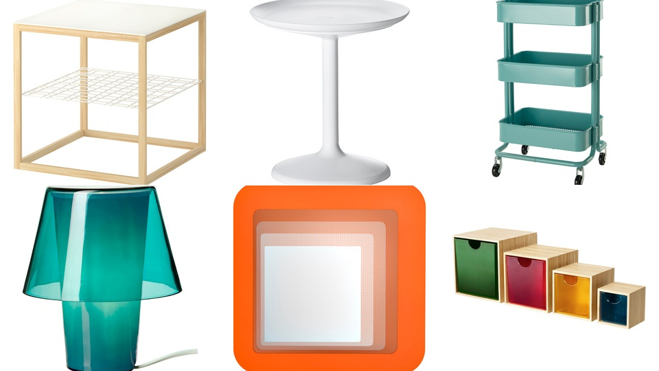 8 Gorgeous Items With Retro Style From The 2013 IKEA ...