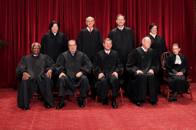 Ignoramus Americans Like the Supreme Court Less, Which Means Nothing
