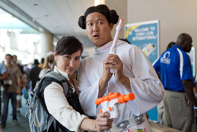 Star Wars Cosplay!