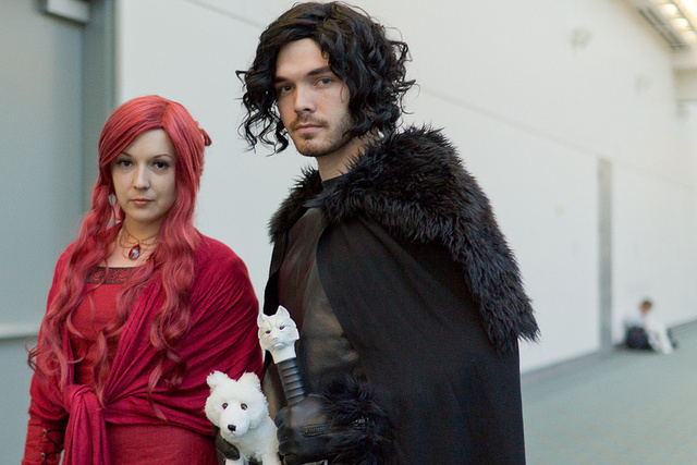 Game of Thrones Cosplay!