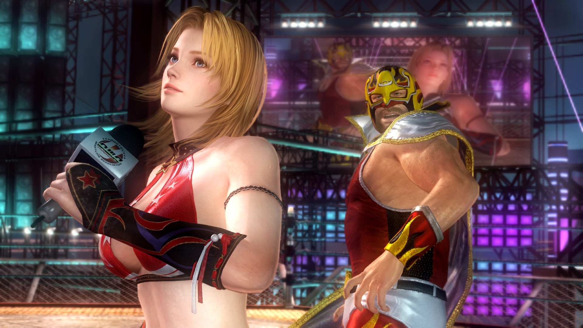 Jann Lee Takes On Tina In Dead Or Alive 5's Tag Mode | Kotaku ...