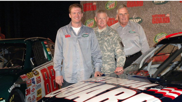The Military Should Definitely Spend Taxpayer Money To Sponsor Motorsports