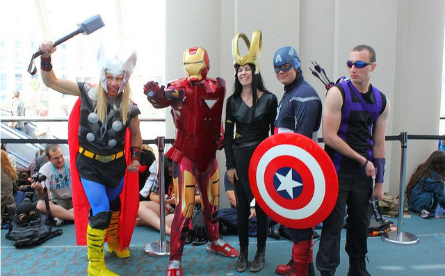 Marvel Comics Cosplay!