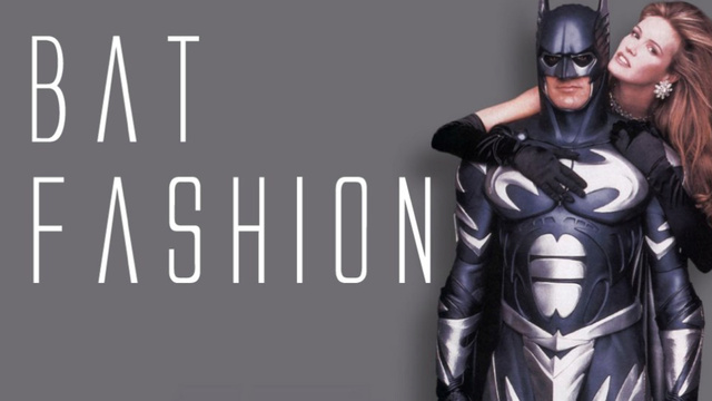 Batman Fashions That You Can Wear to the Office