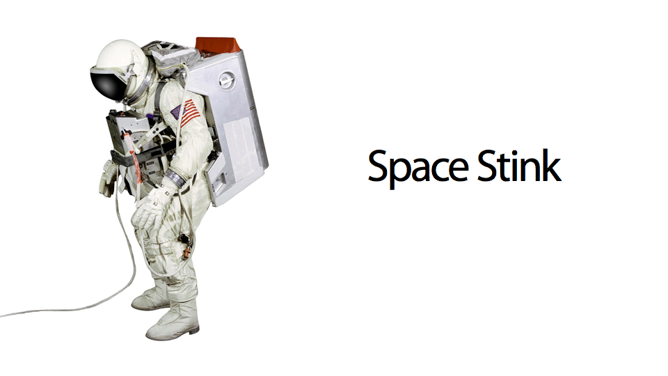 Click here to read What Space Smells Like and How to Recreate It