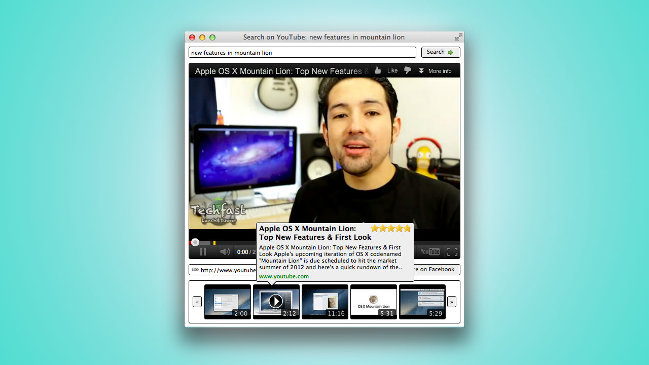 Click here to read Search On YouTube Puts a Mini YouTube Viewer in Chrome