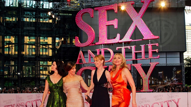 Teenagers' Sex-Lives Are Being Ruined By Sexy Hollywood Sex
