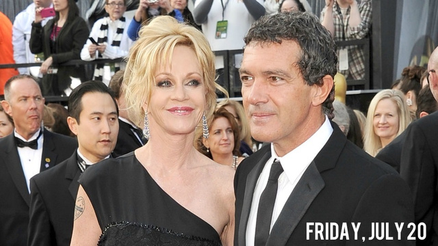 Melanie Griffith And Antonio Banderas Don't Do It Anymore, Might Divorce