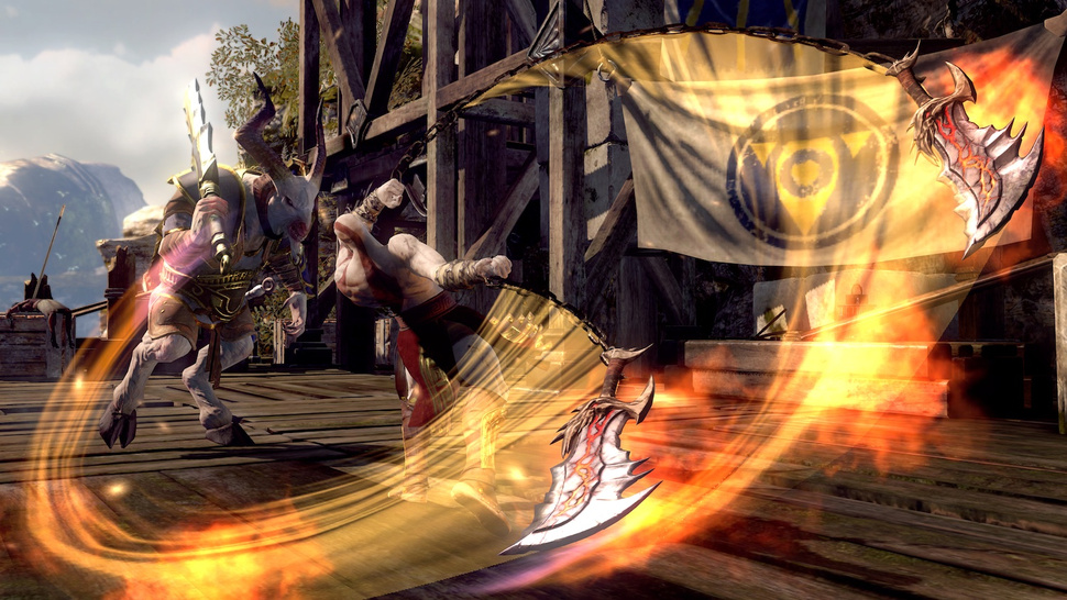 This is What's New In <em>God of War: Ascension</em>