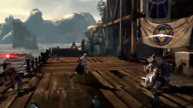 This is What's New In God of War: Ascension