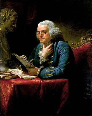 Benjamin Franklin's Fluid Theory of Electricity