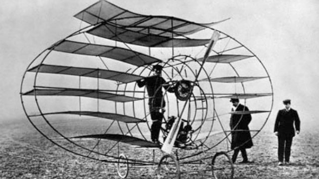 Click here to read 15 Early Airplanes With More Wings Than a Bucket of Fried Chicken