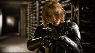 New images from Dredd show off Lena Headey's villainous Ma-Ma