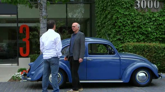Jerry Seinfeld's Comedians In Cars Getting Coffee Is Actually A Show About Nothing