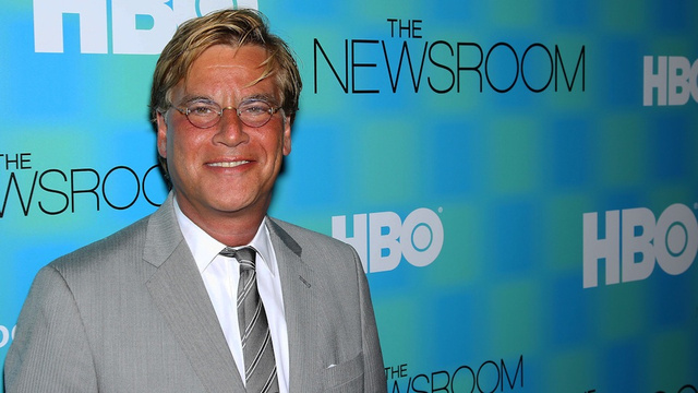 Aaron Sorkin Cleans Out Newsroom Staff (Except For His Ex-Girlfriend)