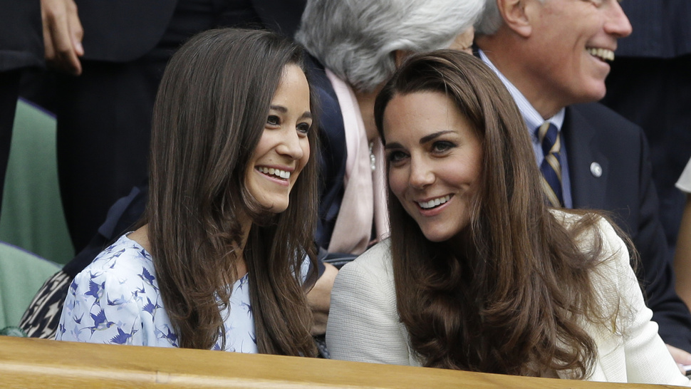 Not Even Kate Middleton's Family Is Safe From The Olympic Branding Gestapo