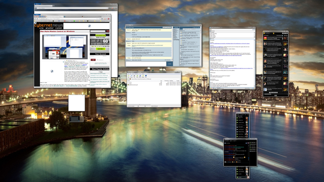 Click here to read Bring OS X Lion's Mission Control Window Preview Feature to Windows
