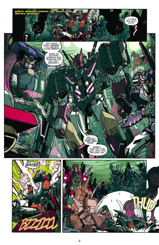 Friday Comic Book Preview: Transformers And Cowboys