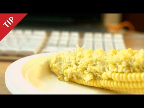 Click here to read Cook Fresh Corn on the Cob in Your Microwave