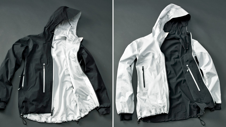 All-Season Jacket Turns Inside-Out To Keep You Warm Or Cool [Clothing]