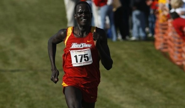 Marathon Man Without A Country Will Run In London Olympics