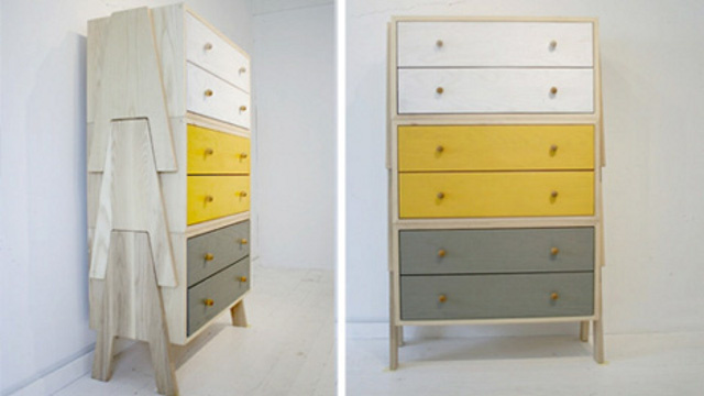 Stackable Dressers Maximize Storage Options