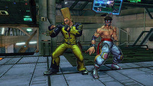 DLC for Street Fighter X Tekken's Steam Release Delayed to This Coming Week