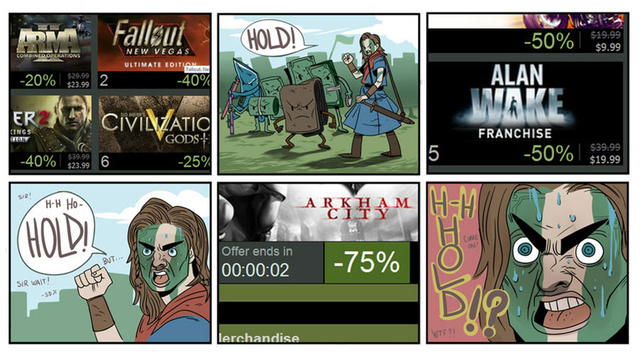 The Steam Sale is Almost Over...Can You Hold Your Nerve?
