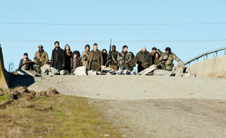 "Falling Skies - ""Death March"" Pics"