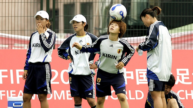 Japanese Women Looking to Prove Their World Cup Win Wasn't a Fluke