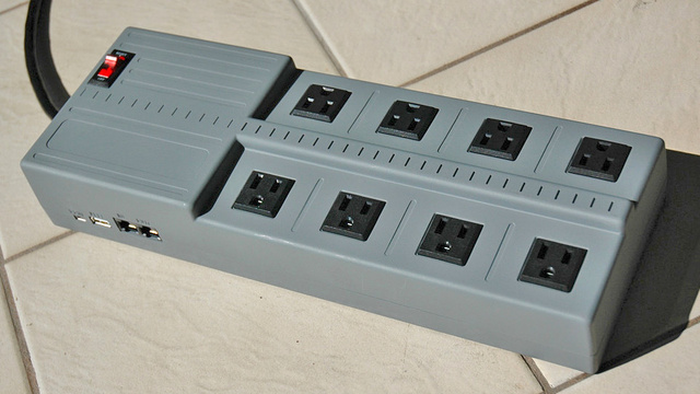 This Innocent-Looking Power Strip Can Hack Almost Any Computer Network