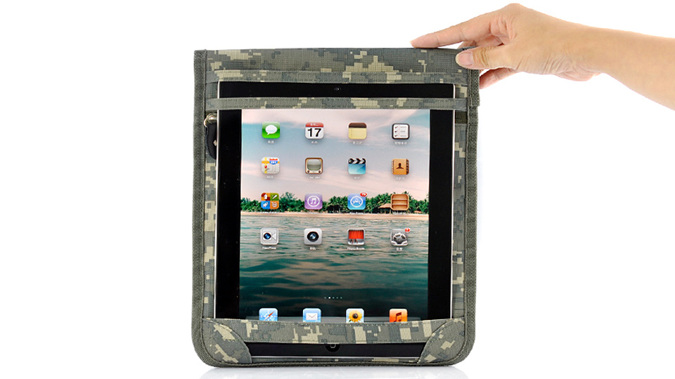 Click here to read Signal-Blocking iPad Case Disables Its Most Useful Feature