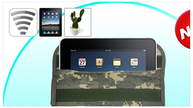 Signal-Blocking iPad Case Disables Its Most Useful Feature
