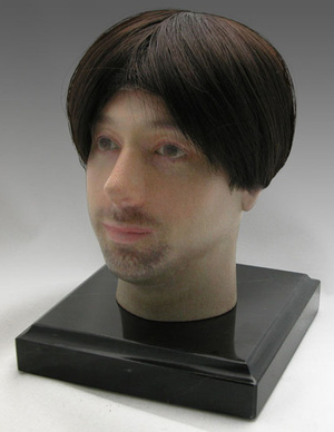 An Urn Shaped Like Your Head Is the Creepiest Way to Spend Eternity