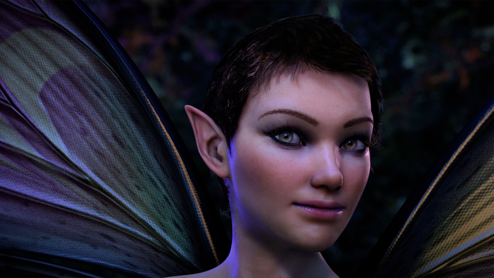 The Prettiest Tech Demo Ever Created Gets a Stunning DirectX 11 Makeover