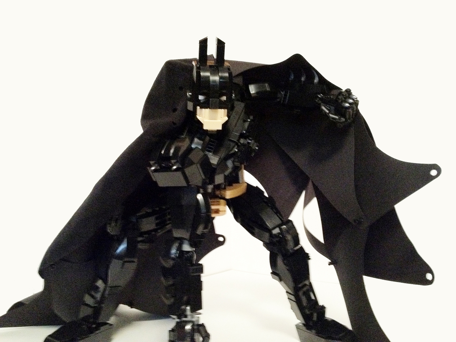 lego batman fully posable action figure is a must have. Black Bedroom Furniture Sets. Home Design Ideas