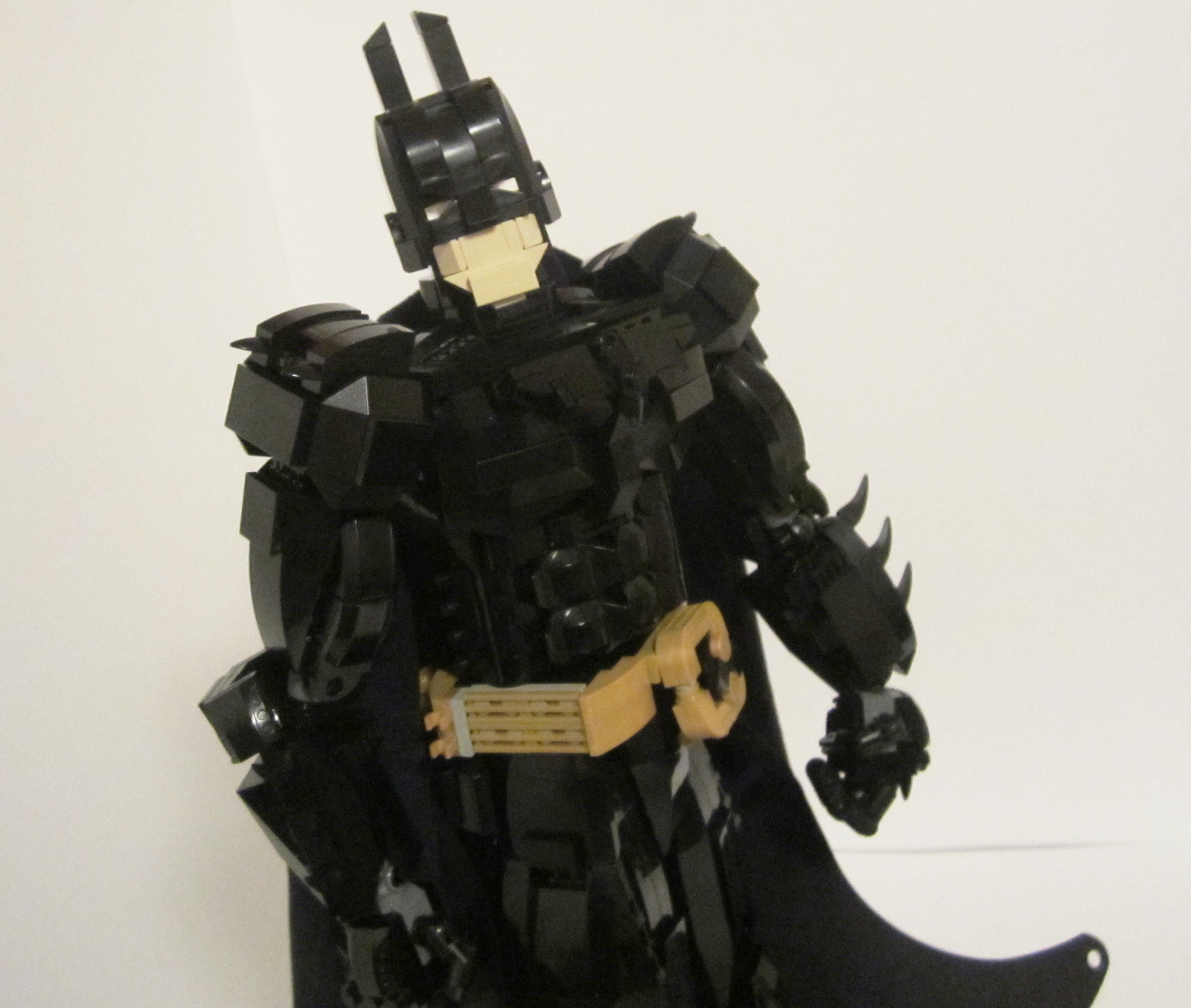 lego batman fully posable action figure is a must have gizmodo uk. Black Bedroom Furniture Sets. Home Design Ideas