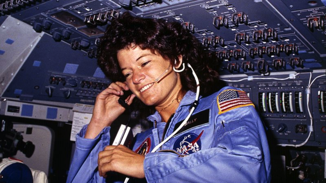 RIP Sally Ride, the First American Woman In Space