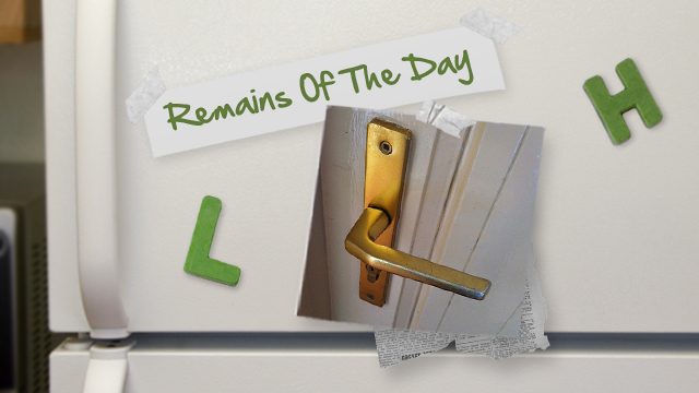 Click here to read Remains of the Day: Security Flaw Could Affect Millions of Hotel Locks