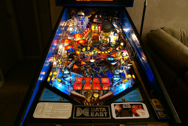 Star Wars Used to be Uncool. Pinball Helped Bring it Back.