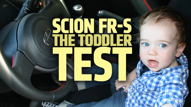 2013 Scion FR-S: Will It Baby?