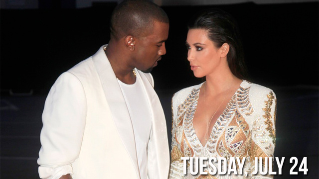 Kanye West Creates Franken-Ring For Kim Kardashian Proposal