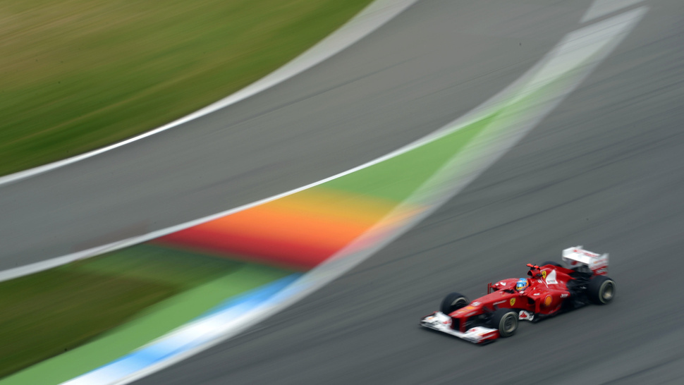 Your Ridiculously Awesome German Grand Prix Wallpaper is Here