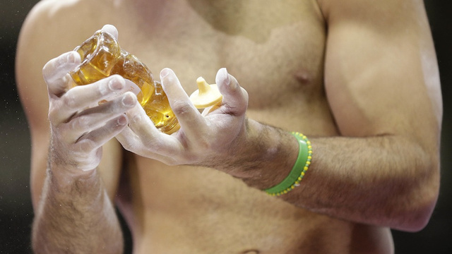 Olympic Gymnasts Use Honey, Coke, Melted Gummy Bears and Other Hand Goop to Stay on the Bars
