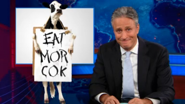 Jon Stewart Lambastes Boy Scouts, Chick-fil-A for Anti-Gay Orientation