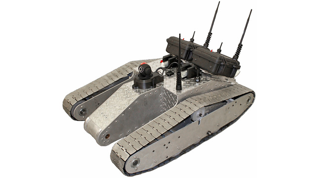 Wi-Fi Extending Robot Makes It Easy To Set Up a Wireless Network In a Warzone