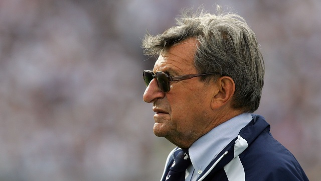 Joe Paterno Said Some Supremely Ironic Things To The L.A. Times In 1987