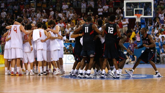 Today's USA-Spain Basketball Game Could Mean Everything Or Nothing