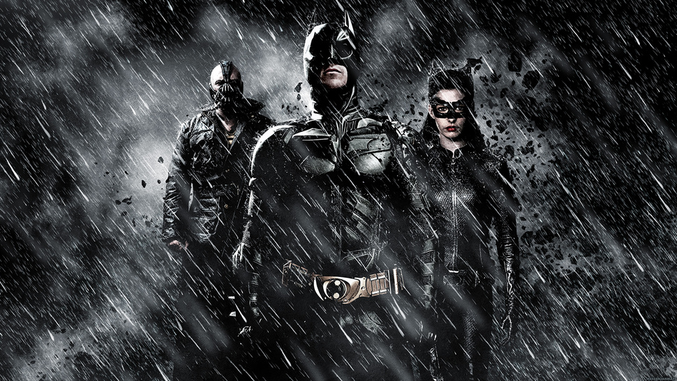 An exclusive <em>Dark Knight Rises</em> book chapter shows just why Gotham is easy pickings for Bane