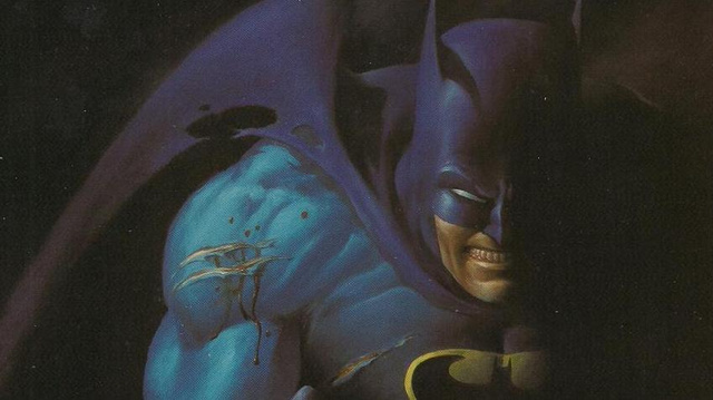 The Comics That Helped The Dark Knight Rise